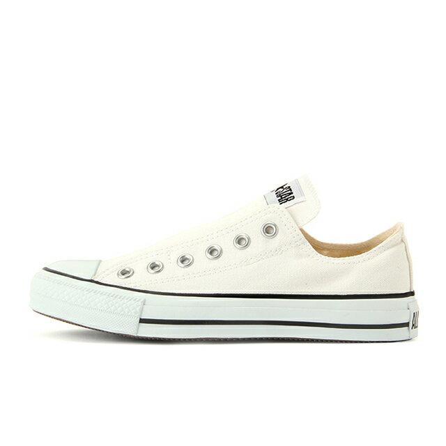 CONVERSE コンバースALL STAR SLIP 3 OX オールスター スリップ 3 OX(ホワイト) レディース シューズ 靴