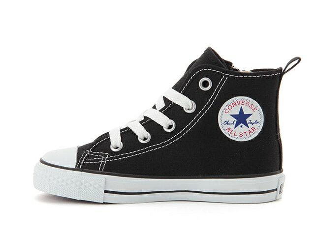 CONVERSE コンバース スニーカーFIRST STAR CHILD ALL STAR N Z HI チャイルド オールスター N Z HI(ブラック) キッズ 子供 男の子 女の子 シューズ 靴