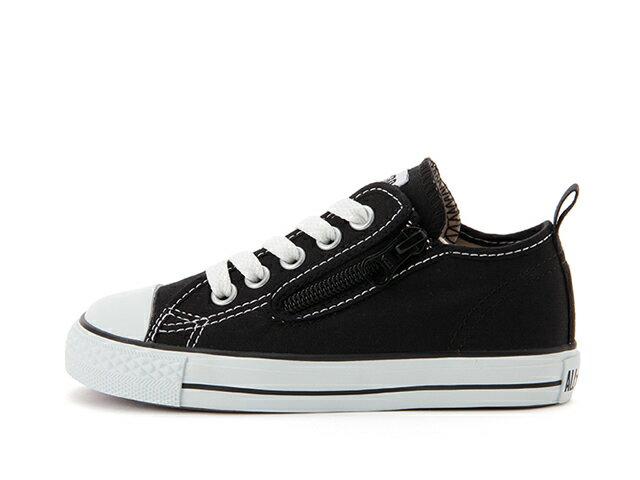 CONVERSE コンバース スニーカーFIRST STAR CHILD ALL STAR N Z OX チャイルド オールスター N Z OX(ブラック) キッズ 子供 男の子 女の子 シューズ 靴