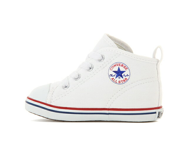 CONVERSE コンバース ベビー靴FIRST STAR BABY ALL STAR N Z ベビー オールスター N Z(オプティカルホワイト) ベビー 赤ちゃん キッズ 子供 シューズ 靴