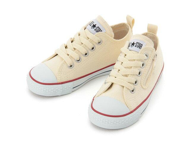 CONVERSE コンバース スニーカーCHILD ALL STAR N Z OXチャイルド オールスター N Z OX/ローカット(ホワイト)キッズ 子供 男の子 女の子 シューズ 靴
