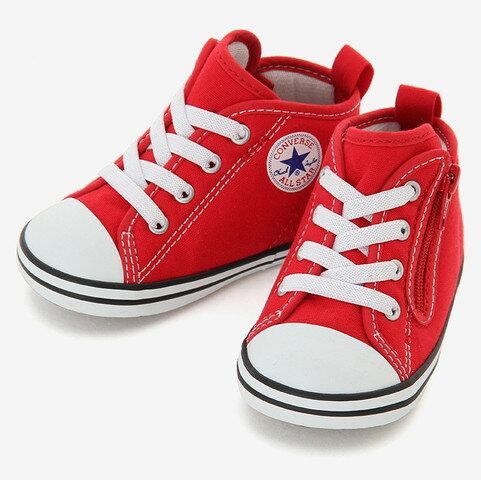CONVERSE コンバースBABY ALL STAR N Z ベビー オールスター N Z(レッド)ベビー シューズ 靴