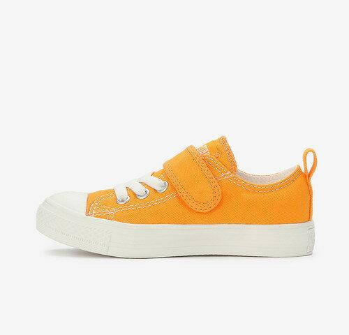 CONVERSE コンバースCHILD ALL STAR LIGHT V-1 OX チャイルド オールスター ライト V-1 OX(オレンジ)キッズ シューズ 靴