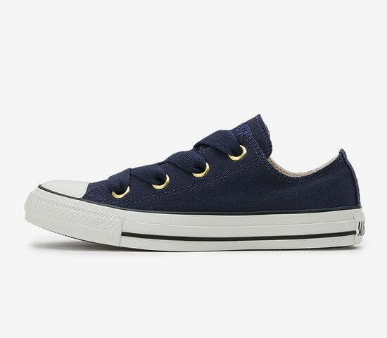 CONVERSE コンバースALL STAR MARINE BIGEYELETS OX オールスター マリン ビッグアイレッツ OX(ネイビー)レディース シューズ 靴