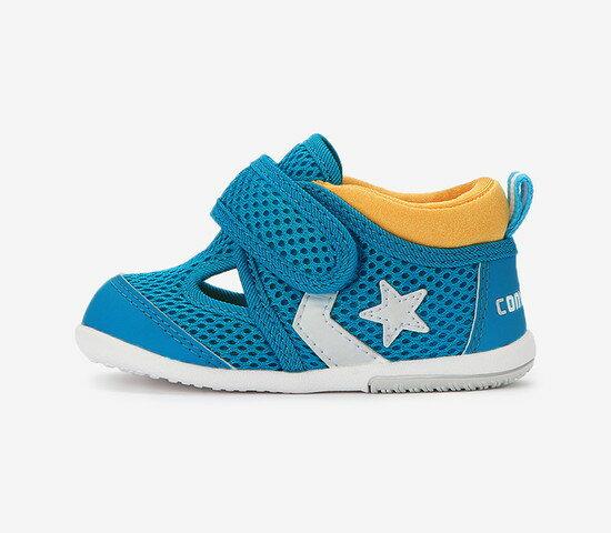 CONVERSE コンバースLITTLE SUMMER 9 リトルサマー 9(ブルーコンビ)ベビー キッズ シューズ 靴