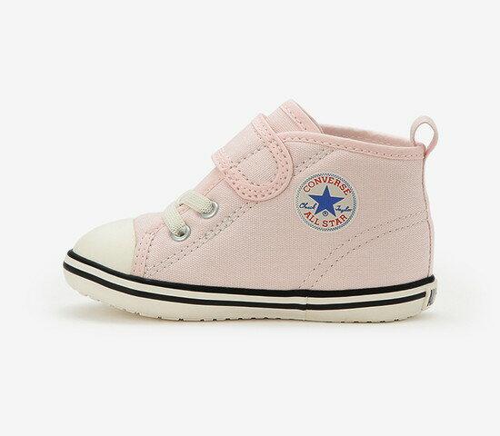 CONVERSE コンバースBABY ALL STAR N NT V-1 ベビー オールスター N NT V-1(ピンク)ベビー キッズ シューズ 靴