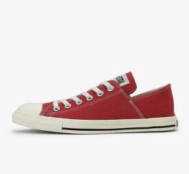 ≪10% OFF SALE≫CONVERSE コンバースALL STAR LINEN LP BB OX オールスター リネン LP BB OX(レッド)レディース シューズ 靴セール品につき返品・交換・キャンセル不可