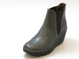 FLY LONDON フライロンドンYOSS サイドゴアブーツ(ガンメタ) レディース シューズ 靴