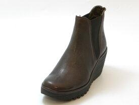 FLY LONDON フライロンドンYOSS サイドゴアブーツ(ブロンズ) レディース シューズ 靴