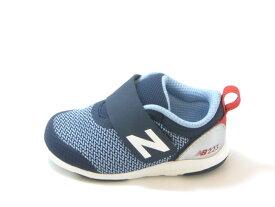 ≪20% OFF SALE≫new balance ニューバランスIO223 NVR(ネイビー)キッズ ベビー シューズ 靴セール品につき返品・交換・キャンセル不可