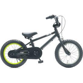 子供用自転車 14インチ BMX アルミフレーム 軽量 おしゃれ 自転車 ジュニア 幼稚園児 未就学児 レインボー Wynn-14