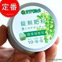 【肥料】HYPONeX 錠剤肥料 観葉植物用 鉢の上に置くだけ! NET約70g