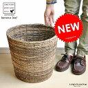 NEW!! 10号 鉢カバー 直径37cm ワイヤー骨組み入り バナナリーフシリーズ ナチュラルブラウン 10号鉢用 籐 …