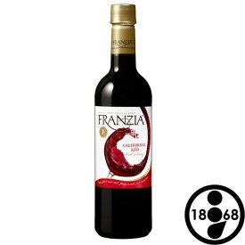 フランジア 赤 720ml ペット カリフォルニアワイン スクリューキャップ ハウスワイン メルシャン