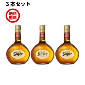 スーパーニッカ ブレンデッド ウイスキー ニッカ ウヰスキー 700ml 43% 3本 セット 送料無料