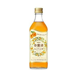 杏露酒<シンルチュウ> 500ml びん alc14%