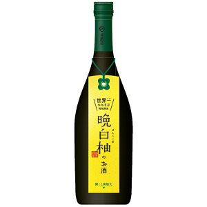 堤酒造 晩白柚 ばんぺいゆ のお酒 720mlびん アルコール 8%
