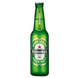 ハイネケン ロングネックボトル 330ml瓶 24本 Heineken Lagar Beer ケース販売 キリン ライセンス 海外ビール オランダ 【あす楽対応】【楽天ラッキーシール】