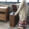 アジアン家具チーク無垢ごみ箱ダストボックスゴミ箱木製無垢分別フタつきアジアンバリナチュラルアンティークGK626KA