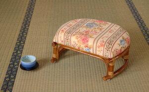 【あす楽】座椅子籐正座いす座イス籐椅子和ジャパニーズラタンバリR74HRJCT17