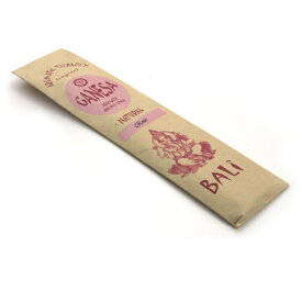 【あす楽】アジアン雑貨 お香インセンス スティックタイプ【ローズ】10本入 アロマスティックでリラックス バリ雑貨