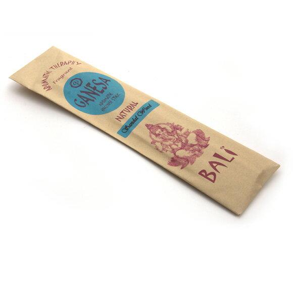 【あす楽】アジアン雑貨 お香インセンス スティックタイプ【サンダルウッド】10本入 アロマスティックでリラックス バリ雑貨