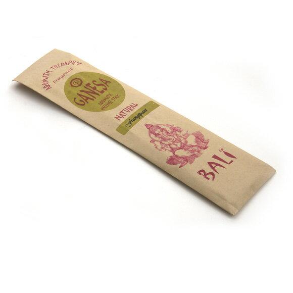 【あす楽】アジアン雑貨 お香インセンス スティックタイプ【フランジパニ】10本入 アロマスティックでリラックス バリ雑貨