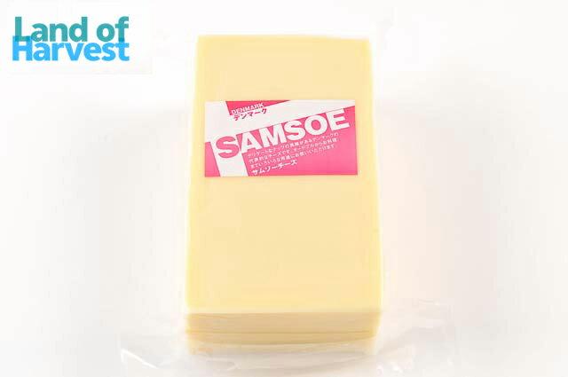 デンマーク サムソー 約1Kgカット 不定貫(1Kgあたり税抜1450円)|チーズ||1kg|
