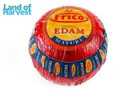オランダ フリコ エダムチーズ ハード 約1.5Kg 不定貫(1kg当たり税抜き2,400円)|チーズ||エダム||卸価格|
