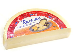 【送料無料】スイス ラクレット ハーフカット 約2.5kg 不定貫1kgあたり通常4200円(税抜)で再計算 ラウンドSS12