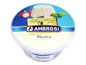 アンブロージ リコッタ250g◆約3週間後の入荷となります◆フレッシュ カッテージチーズ Co
