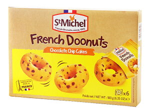 サンミッシェル チョコチップドーナツ 6個