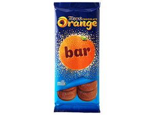 テリーズ チョコレートオレンジ タブレットミルク 90g※冬期限定商品 ※夏季クール発送品