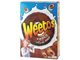 ウィータビックス ウィートス 375g シリアルチョコレート weetabix Weetos