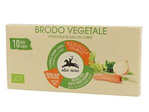 アルチェネロ 有機野菜ブイヨン・キューブタイプ 100g(10g×10個)│alce nero_it