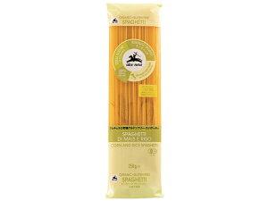 アルチェネロ 有機グルテンフリースパゲッティ 小麦不使用 250g オーガニック│alce nero_it