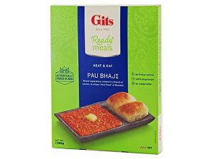 ギッツ パウパジ PAU BHAJI じゃがいもと野菜のカレーソース 300g※若干の箱潰れがある場合がございます