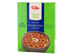 ギッツ パンジャビチョーレー PUNJABI CHOLE トマトベースのひよこ豆カレー 300g※若干の箱潰れがある場合がございます