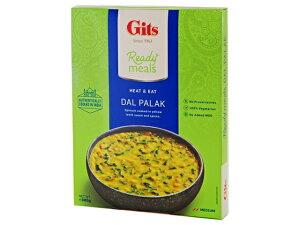 ギッツ ダル パラック DAL PALAK 豆とほうれん草のカレー 300g※若干の箱潰れがある場合がございます