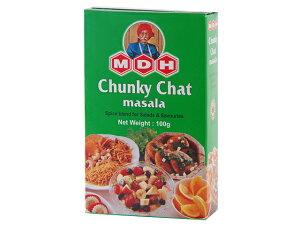 MDH チュンキー チャットマサラ 100g
