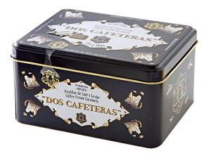 ドスカフェテラス コーヒークリームキャラメル缶入り 330gあめ 飴 キャラメル 新食感
