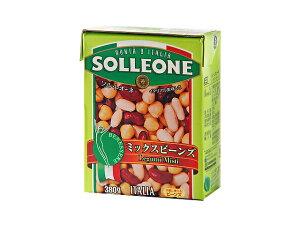 ソルレオーネ ミックスビーンズ 380gソールレオーネ 豆
