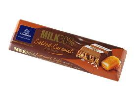 レオニダス 30%ミルク ソルトキャラメル 50g|チョコレートバー| Leonidas CHO