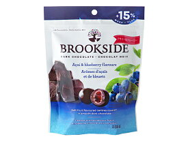 ブルックサイド ダークチョコレート アサイー&ブルーベリー 235g|チョコレート|CHO※夏季クール便発送