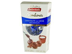 【数量限定】デラビューダ ミルクトリュフチョコ 150g | チョコレート|CHO|※夏季クール便発送2020年8月31日賞味期限の商品