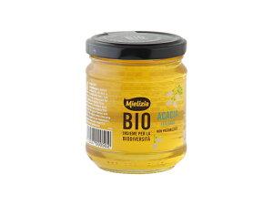 ミエリツィア イタリア産アカシアの有機ハチミツ 250g オーガニック はちみつ | Mielizia_it