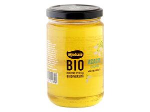 ミエリツィア イタリア産アカシアの有機ハチミツ 400g オーガニック はちみつ | Mielizia_it