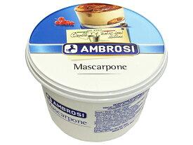 イタリア アンブロージ マスカルポーネ 500g賞味期限2020年9月30日の商品it