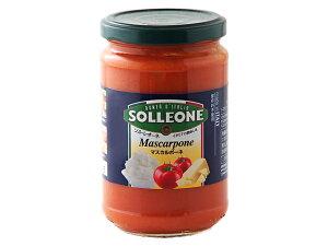 ソルレオーネ トマトソース マスカルポーネ 300gパスタソース トマトベースit