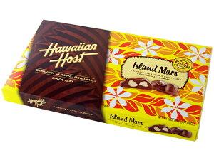 ハワイアンホースト マカデミアナッツチョコレート アイランド マックス 142gHawaiian Host_CHO